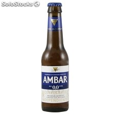 Pack ambar 0,0 12 botellas 0,25L n.r.