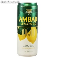 Pack ambar lemon 12 latas