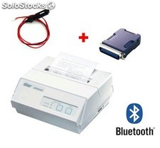 Pack auto impresora Star DP8340 con Bluetooth