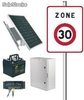 Pack b30 lumineux ed solaire