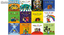 Pack Babies & Kids 12 CDs