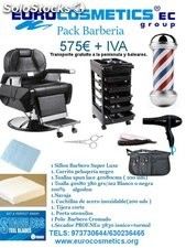 Pack barbero super luxe