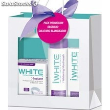 Pack blanqueamiento dental iwhite