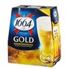 Pack blle 6X25CL biere 1664 gold