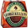 Pack blle 6X25CL biere george killian's
