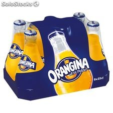 Pack blle 8X25CL orangina