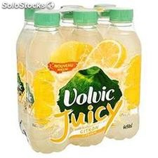 Pack blle pet 6X50CL jus citron volvic