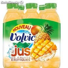 Pack blle pet 6X50CL volvic jus fruits exotiques