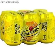 Pack bte 6X33CL indian tonic schweppes