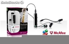 Pack Business Expericence XP121, auriculares Sony Ericsson MW600 + McAfee