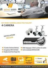 Pack Camera‎ de Surveillance