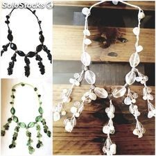 Pack Collares Cristal