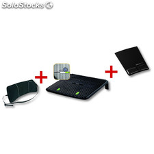 Pack confort fellowes 1X alfombrilla