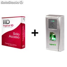 Pack control acceso logical id