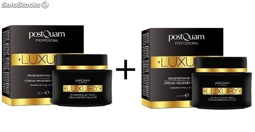 Pack Crema Noche + Crema Dia Luxury Gold