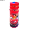 Pack de 3 Vasos Disney Cars
