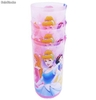 Pack de 3 Vasos Princesas Disney