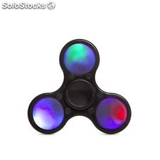 Pack de 5 finger spinners con leds RGB