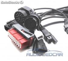 Pack de cables y adaptadores Multimarca COCHE