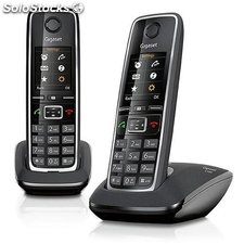 Pack Duo Gigaset C530 con pantalla color