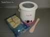 Pack Epilation cire basse fusion 400gr.