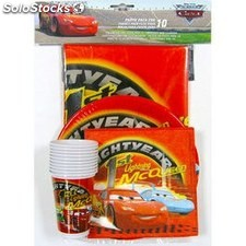 Pack fiesta cars disney