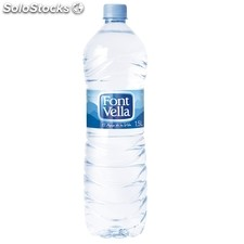 Pack Font Vella 12 Botellas 1,5l
