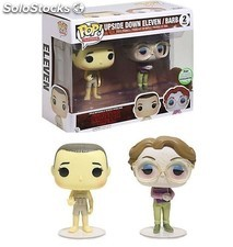 Pack Funko Pop Down Eleven Y Barb Stranger Things