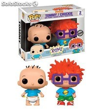 Pack Funko Pop Tommy y Chucky Los Rugrats