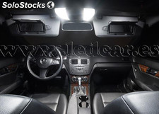 Pack LEDs mercedes clase c W204
