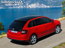Pack LEDs skoda spaceback