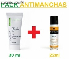 Pack neostrata gel despigme forte 30ml + heliocar 360 airgel 22 ml 070920