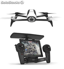 Pack Parrot Bebop Drone 2 + Skycontroller blanco
