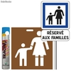 Pack place de parking famille