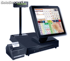 Pack Point de Vente Ecran Tactile pos@iuri