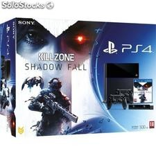 Pack ps4 + Killzone + Cámara ps4