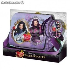 Pack Regalo Descendants Bandolera + Monedero