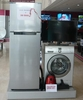 Pack samsung : refrigerateur + led tv+ machine a laver + aspirateur