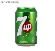 Pack Seven Up 12 Latas 33 Cl.