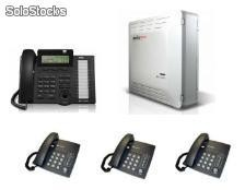 Pack standard telephonique lg ericsson 3/8