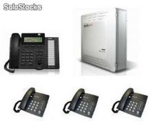 Pack standard telephonique lg-ericsson 3/8