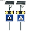 Pack syst lumineux pour passage pins