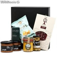 Pack tapas gourmets