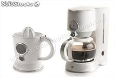 Pack Tempo Cafetera Goteo + Exprimidor