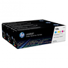Pack toner color hp nº128a