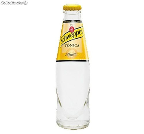 Pack Tonica Schweppes 12 Botellas 0,2l