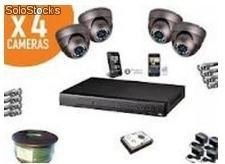Pack video surveillance