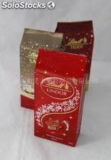 packaging bags de chocolate 100g