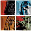 Packs de platos x4 Star Wars