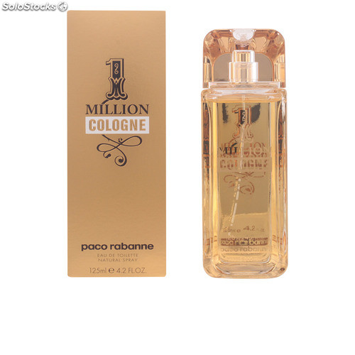 Paco Rabanne 1 million cologne edc vaporizador 125 ml